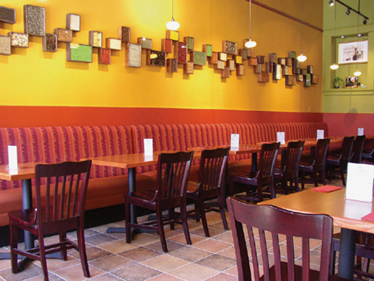 Table In Restaurant : Quality Restaurant Furniture - Chairs, Bar Stools, Booths, Tables ...